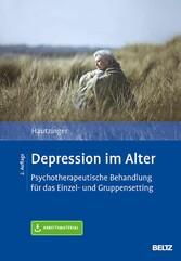 Depression im Alter - Psychotherapeutische Beha...