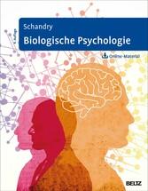 Biologische Psychologie - Mit Arbeitsmaterial z...