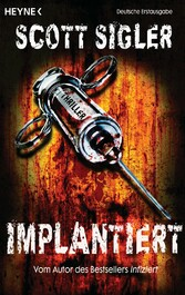 Implantiert - Thriller