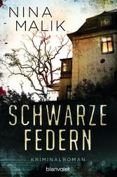 Schwarze Federn - Kriminalroman