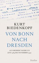 Von Bonn nach Dresden - Aus meinem Tagebuch Jun...