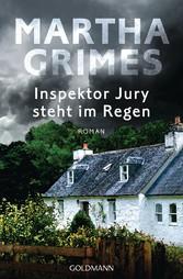 Inspektor Jury steht im Regen - Ein Inspektor-Jury-Roman 8
