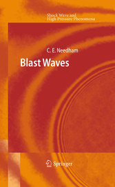 Blast Waves. Shock Wave and High Pressure Phenomena