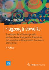 Flugzeugtriebwerke - Grundlagen, Aero-Thermodyn...