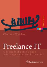 Freelance IT - Geschäftsbeziehungen mit ungenut...