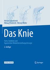 Das Knie - Form, Funktion und ligamentäre Wiede...