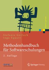 Methodenhandbuch für Softwareschulungen
