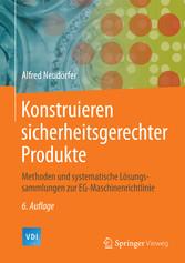 Konstruieren sicherheitsgerechter Produkte - Me...