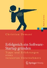 Erfolgreich ein Software-Startup gründen - Tipp...