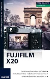Foto Pocket Fujifilm X20 - Der praktische Begle...