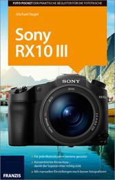 Foto Pocket Sony RX10 III - FOTO POCKET der pra...