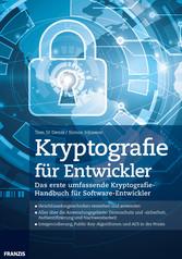 Kryptografie für Entwickler - Das erste umfasse...