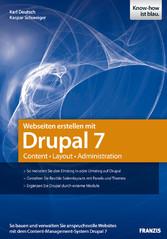 Webseiten erstellen mit Drupal 7 - Content - La...