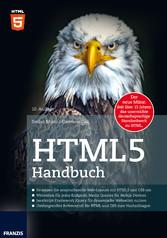 HTML5 Handbuch - So setzen Sie anspruchsvolle W...