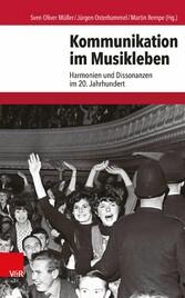 Kommunikation im Musikleben - Harmonien und Dis...