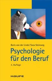 Psychologie für den Beruf - TaschenGuide