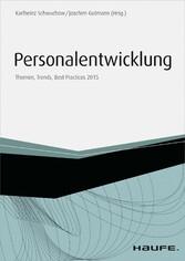 Personalentwicklung - mit Special Demografie-Ma...
