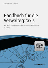 Handbuch für die Verwalterpraxis - inkl. Arbeit...