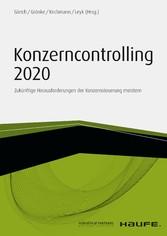 Konzerncontrolling 2020 - Zukünftige Herausford...