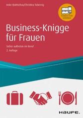 Business-Knigge für Frauen - Sicher auftreten i...