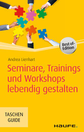 Seminare, Trainings und Workshops lebendig gest...