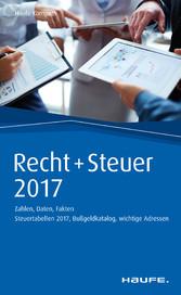 Rechts- und Steuer Kompass 2018 - Zahlen, Daten...