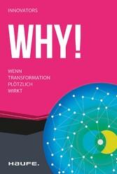 WHY! - Wenn Transformation plötzlich wirkt