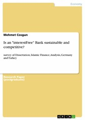 Is an interestFree Bank sustainable and competi...