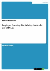 Employer Branding. Die Arbeitgeber-Marke der BM...