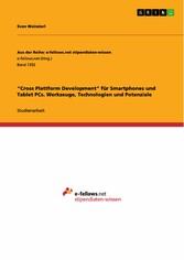 Cross Plattform Development für Smartphones und...