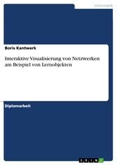 Interaktive Visualisierung von Netzwerken am Be...