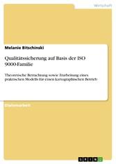 Qualitätssicherung auf Basis der ISO 9000-Famil...