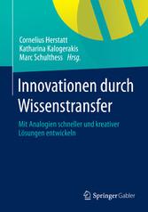 Innovationen durch Wissenstransfer - Mit Analog...