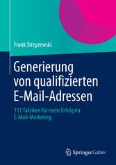 Generierung von qualifizierten E-Mail-Adressen ...
