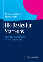 HR-Basics für Start-ups - Recruiting und Retent...