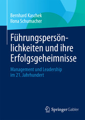 Führungspersönlichkeiten und ihre Erfolgsgeheim...