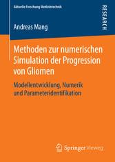 Methoden zur numerischen Simulation der Progres...