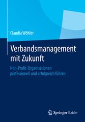 Verbandsmanagement mit Zukunft - Non-Profit-Org...