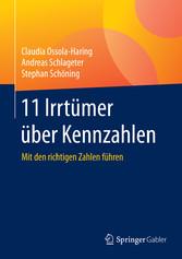 11 Irrtümer über Kennzahlen - Mit den richtigen...