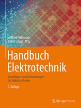 Handbuch Elektrotechnik - Grundlagen und Anwend...