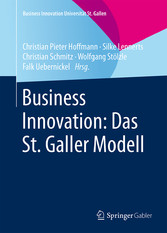 Business Innovation: Das St. Galler Modell