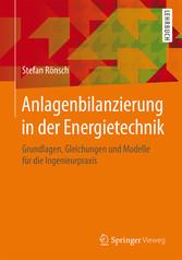 Anlagenbilanzierung in der Energietechnik - Gru...