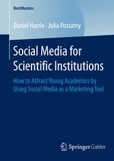 Social Media for Scientific Institutions - How ...