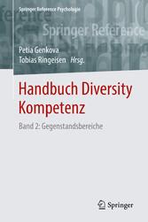 Handbuch Diversity Kompetenz - Band 2: Gegensta...