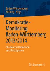 Demokratie-Monitoring Baden-Württemberg 2013/20...