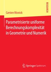 Parametrisierte uniforme Berechnungskomplexität...