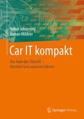 Car IT kompakt - Das Auto der Zukunft - Vernetz...