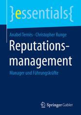 Reputationsmanagement - Manager und Führungskräfte