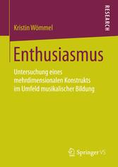 Enthusiasmus - Untersuchung eines mehrdimension...