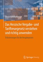 Das Hessische Vergabe- und Tariftreuegesetz ver...